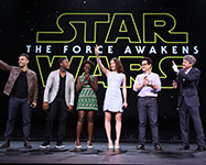 'Star Wars: The Force Awakens' marketing frenzy