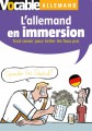 L'allemand en immersion