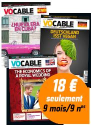 Magazine Vocable