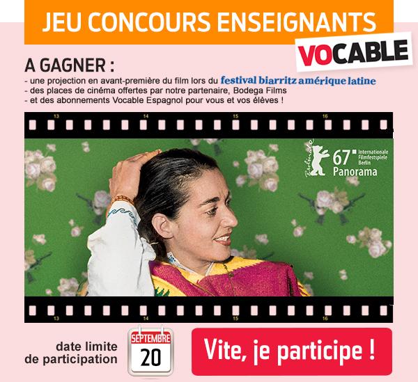 Jeu concours enseignants autour du film CHAVELA VARGAS de Catherine Gund et Daresha Kyi