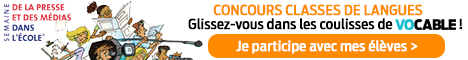 Concours Classes de Langues Vocable