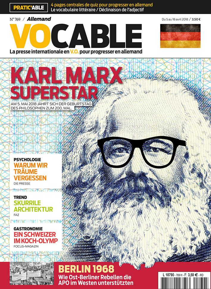 Magazine Vocable allemand