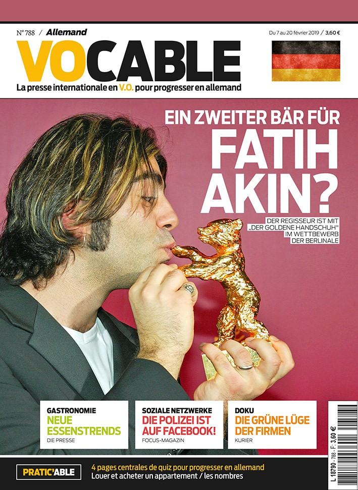 Magazine Vocable allemand