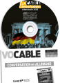 Les CD audio de conversation allemand