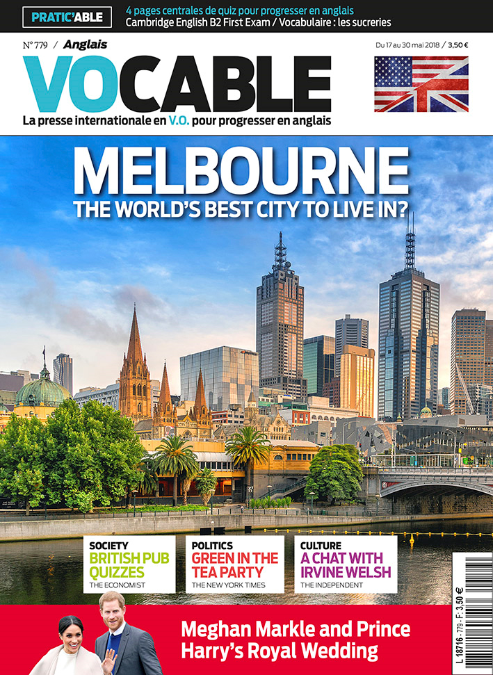 L'abonnement au magazine Vocable Anglais