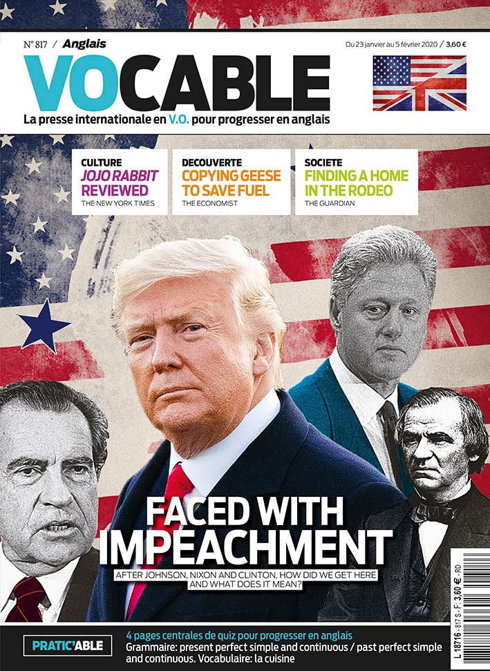 Magazine Vocable anglais