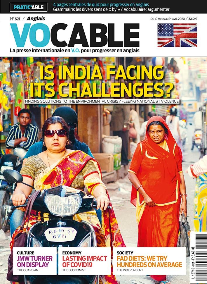 Magazine Vocable anglais