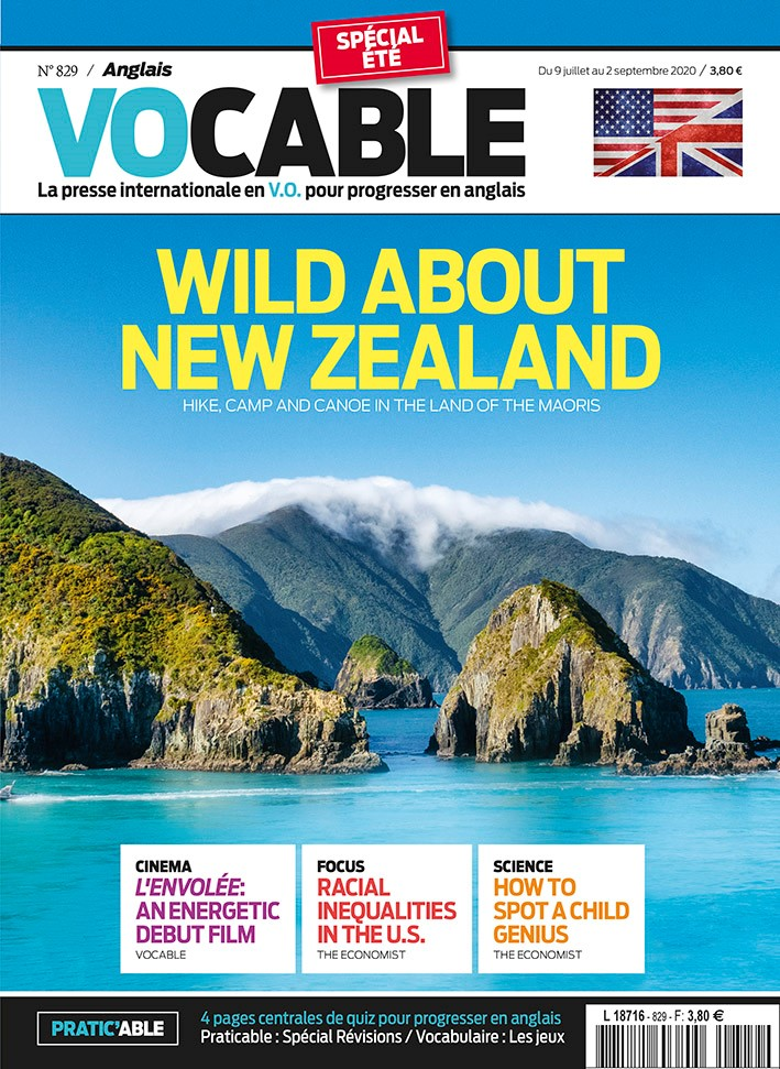 Le Magazine Vocable anglais