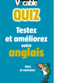 Quiz Vocable anglais