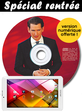 Les CD audio de conversation allemand + la tablette tactile
