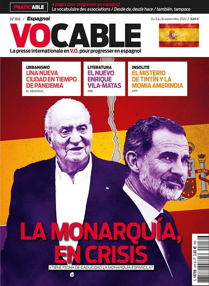 Abonnement magazine espagnol - Vocable
