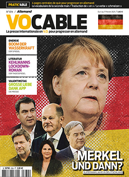 *offre simple* magazine allemand