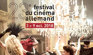 Festival du cinema allemand