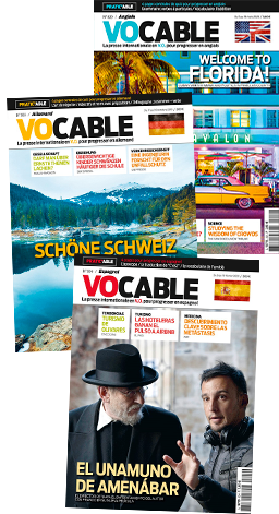 Le magazine Vocable