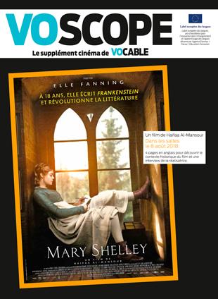 VOscope Mary Shelley