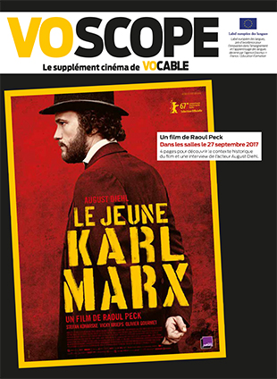 VOscope Le jeune Karl Marx