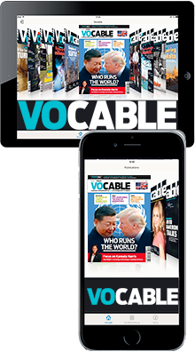 Appli mobile Vocable
